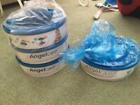 Angel Care Baby Bin Refills x 3