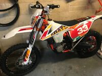 Ktm 450 exc Six days - 40hours use