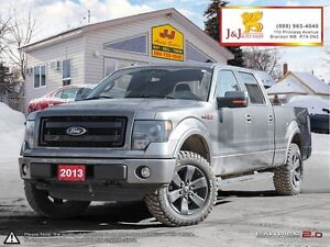 2013 Ford F-150 FX4 5.0L,Apperance Package,4X4