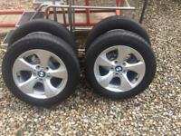 Bmw 16'' wheels and tyres also fits vans