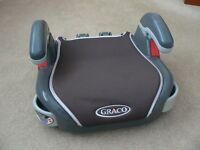 Graco Booster seat. Only used a couple of times.
