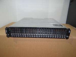 DELL PowerVault MD3220 Hard Drive Array with 24x 900GB SAS 10K - DUal Controllers