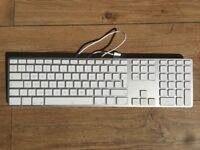Mac Wired Keyboard with Numpad