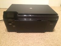 HP photo smart printer, scanner, photocopier in one