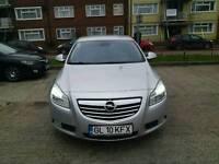 2009 LHD Opel Insignia 2.0 cdti auto sat-nav for sale or swap with RHD