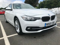 BMW 3 SERIES 2.0 330e PETROL SPORT HYBRID PLUG-IN 2016 SALOON AUTO 4dr NOT PRIUS MERCEDES AUDI