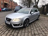2012 Seat Exeo SE Tech CR TDI 2.0 Silver (140bhp) Estate For Sale (REDUCED DUE TO TIME WASTERS)