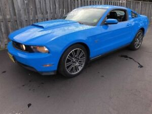 2010 Ford Mustang GT, Manual, Leather, Bluetooth
