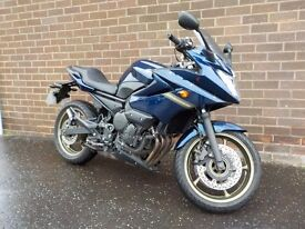 YAMAHA XJ6S DIVERSION. JUST SERVICED, FSH, GREAT CONDITION.