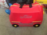 Children's trunki fire engine