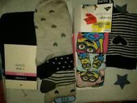 Girls Boots, Socks, Tights, Hair exssesorys