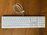 Apple USB Keyboard with Numeric Keypad