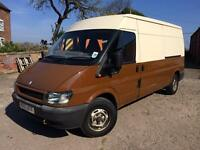 Ford Transit 90t 350 no mot spares/repairs