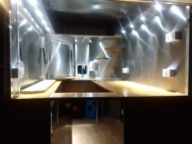 Rice Horse Box Trailer Catering Conversion - (New)