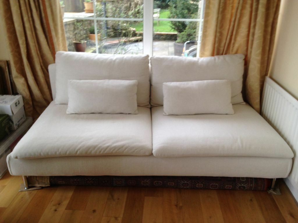 Must Sell Two Stunning Sofas Ikea Quality Soderhamn 3 Seat Sofas Super Comfy As New 250 Each