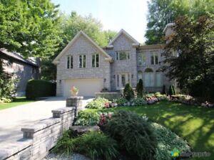 710 000$ - Maison 2 étages à vendre à Lorraine
