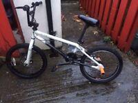 x-rated snare BMX stunt bike £50 ONO