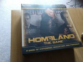 Homeland tabletop board game - new and sealed (cheap bargain) rare