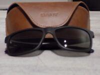 Men's designer Gant sunglasses. Brand new. 2016 old stock.