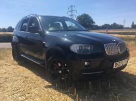 Stunning Black BMW X5 E70 SE Petrol Low Mileage HPI Clear 4x4