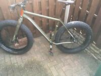 Fat bike cannondale