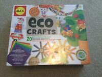 Alex Eco Crafts BNIP 20 earth friendly projects ...great arts & craft activities Brand new