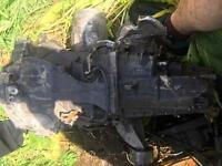Vw passat gearbox from a 2005