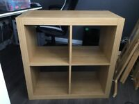 IKEA OAK Storage Unit - Great condition