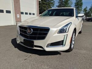 2014 Cadillac Berline CTS Traction intégrale Luxury