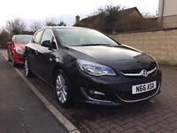 2013 Vauxhall Astra 2.0 CDTi 16V ecoFLEX Elite 5 door, 38,000 Miles