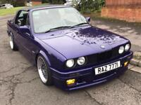 1988 Bmw 320i CONVERTIBLE AUTOMATIC 76000 miles modified mtec2 classic