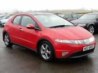 2006 honda civic es i-vtec motd march 2018, tidy example cheap new model civic all cards welcome