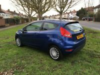 2009 Ford Fiesta 1.2cc Service History 1Yr Mot AUX In Power Windows P/M Trip Computer P/X Welcome