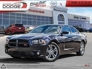 2012 Dodge Charger R/T|SUNROOF|NAV|8.4 UCONNECT|SIRIUS|HTD WHEEL