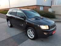 Jeep Compass 2.2 CRD 70th Anniversary LIMITED 4x4 SUV 4WD
