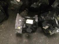 Vw golf mk5 1.9 tdi bxe bkc 5 speed gearbox.leon Passat skoda