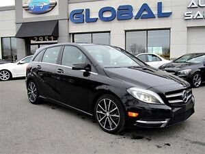 2013 Mercedes-Benz B250 LOW KM! NAV REAR CAMERA
