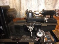 raglan loughborough training lathe