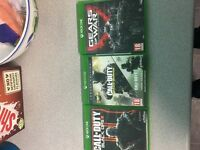 3 Xbox One Games - 2nd hand perfect condition