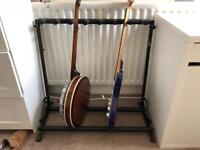 Chord Guitar rack (7 guitar spaces)