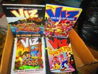 23 VIZ Annuals and Related books