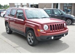 2015 Jeep Patriot HIGH ALTITUDE AWD/MOONROOF/LEATHER