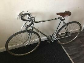 Vintage Coventry Eagle Road Racing Bicycle - Delivery Available