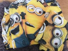 Next single minion bedding