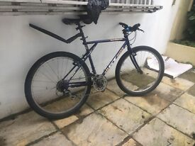 Classic 1993 GT Korakoram Mountain Bike, Lots of Original Spec, Flite Saddle, DMR V12 Pedals.
