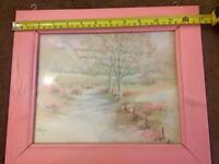 Picture framed by Thompson bargain £4