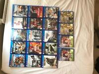 PS4 games bundle ! Will sell separately 😇