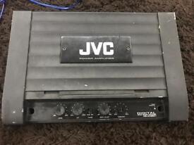 JVC monoblock KS-AX6801 amplifier
