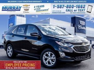 2018 Chevrolet Equinox **Heated Front Seats!  Remote Start!**