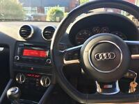Audi A3 S line black edition 5dr 2010